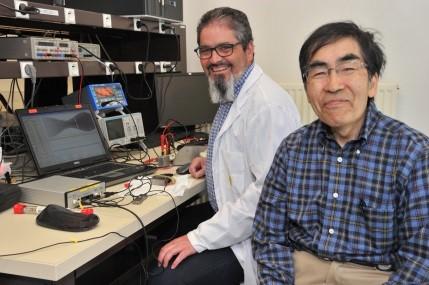 Visite du Prof. Furui