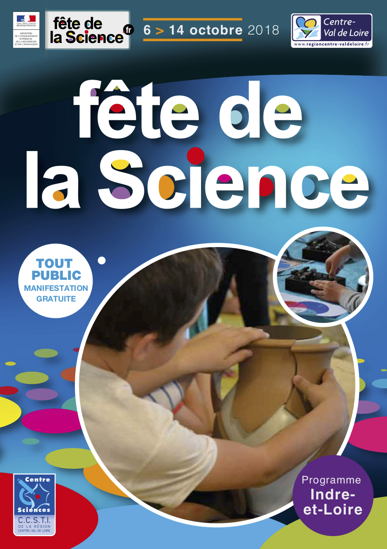 Programme de la Fête de la Science